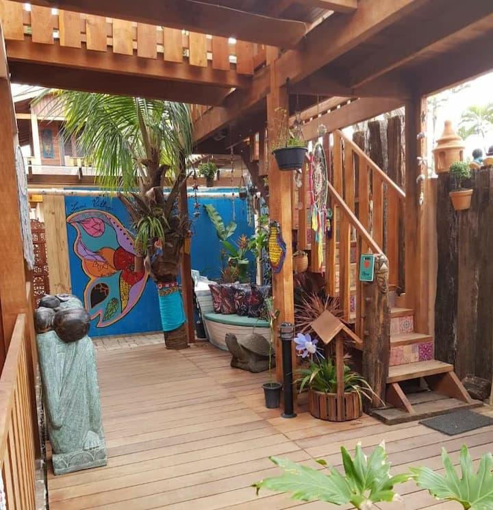 Studio Luxo Lui Village 02 casal