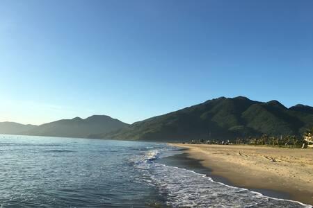 Enjoy the best natural beach in Vietnam - tt. Lăng Cô