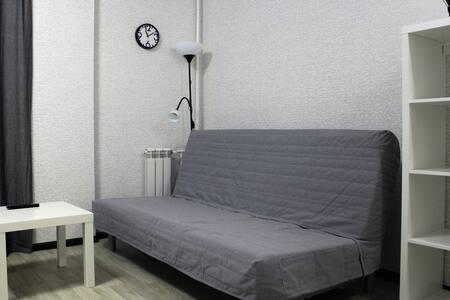 Уютная квартира-студия посуточно в Брянске. - Bryansk