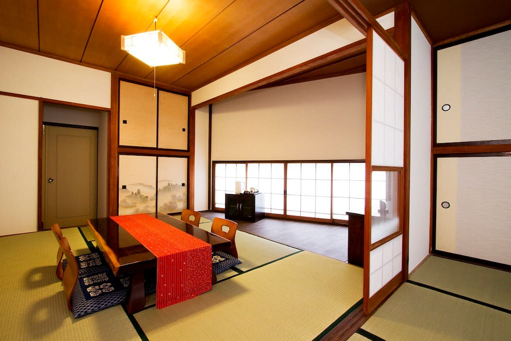 Japanese-Style private room