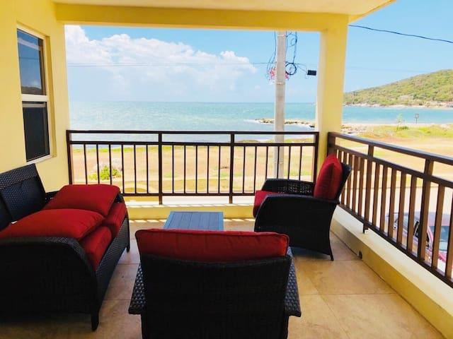 Bougainvillea Beach House- Portmore, Jamaica.