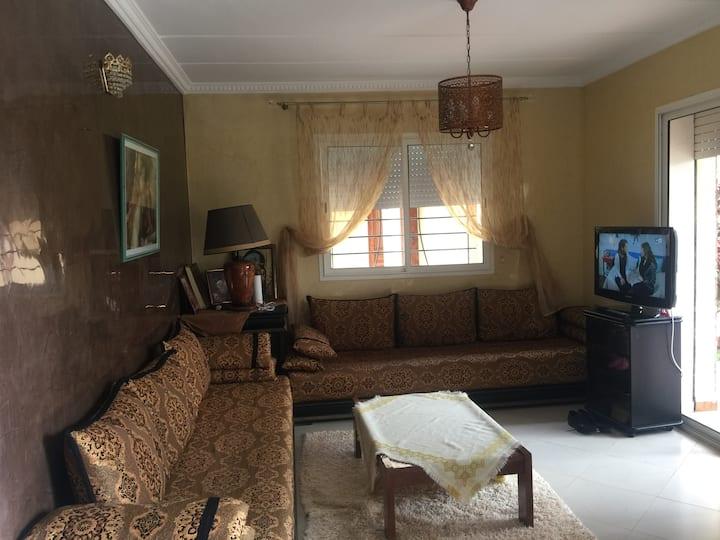 Appartement meublé à louer à sidi bouzid