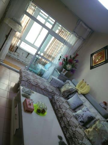 爱之家时尚公寓 - Xining - Nature lodge