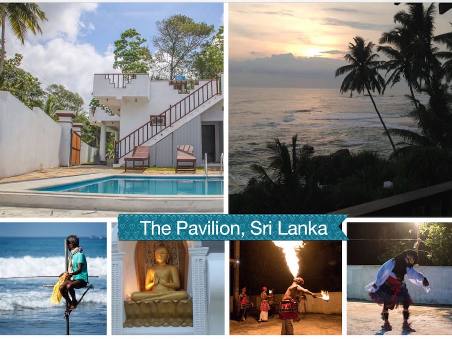 Postcards from Sri Lanka