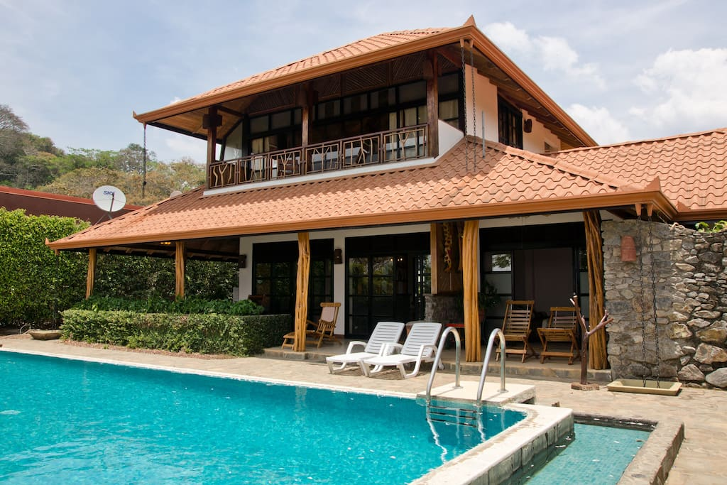 Great weather great views houses for rent in atenas for Costa rica rental houses