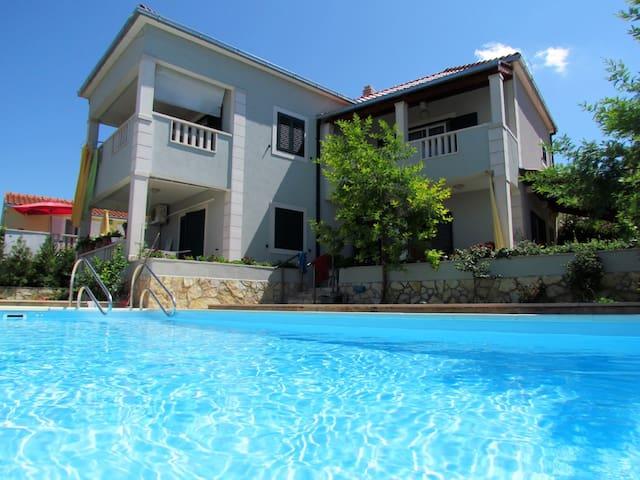 Villa Moj Mir, Supetar, Island Brac - Supetar - Villa
