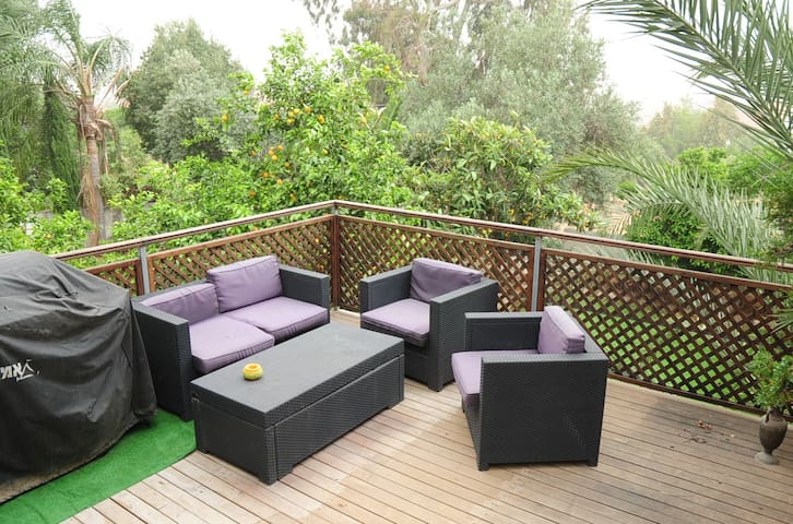 Comfortable,Relax,Central-30Min-TLV - Kfar Yona - Appartement