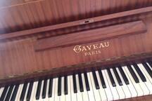 10 - Piano sur demande