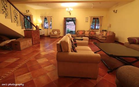 D'Costa Villa near Panaji-Perfect Holiday