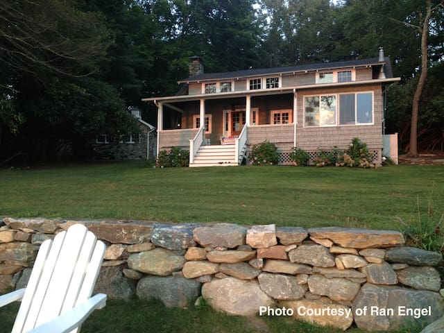 Charming Lakefront Cottage  - Morris - Srub