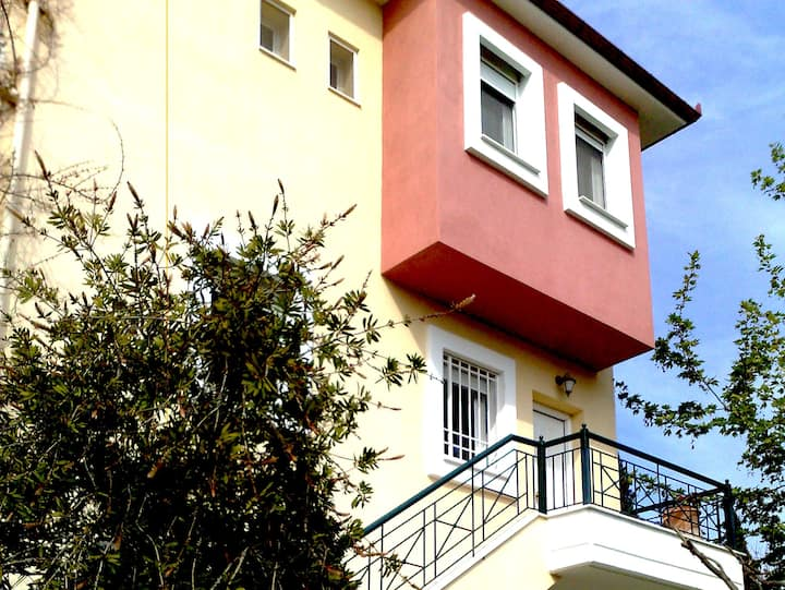 Beautiful summer house in Halkidiki