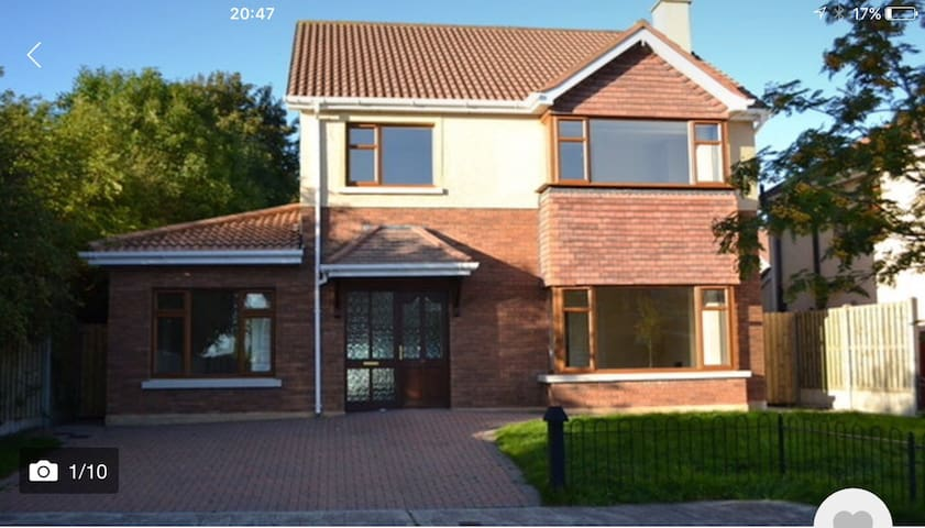 Spacious countryside house - Rathmolyon - Huis