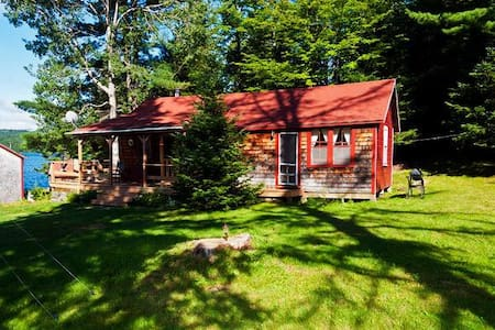 Entire home/apt in Rangeley - Sandy River