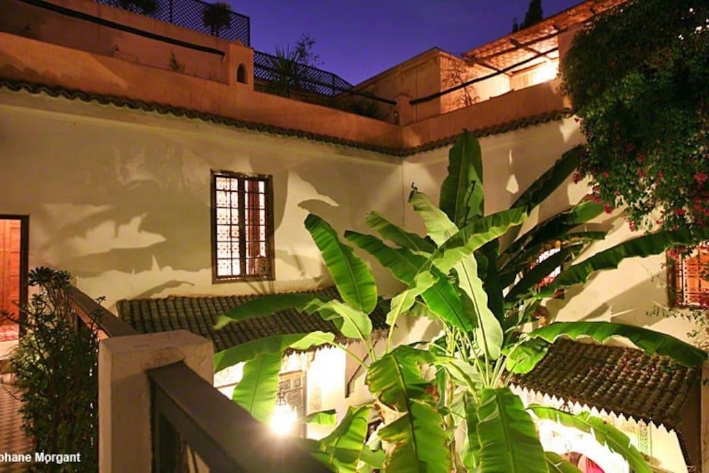 Riad Dar Mouassine Medina 8 rooms