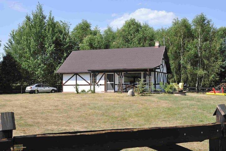 Całoroczny domek do wynajęcia  - Iława County - Huis