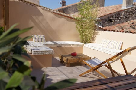LOFT  IN THE HEART OF LUBERON - La Tour-d'Aigues - บ้าน