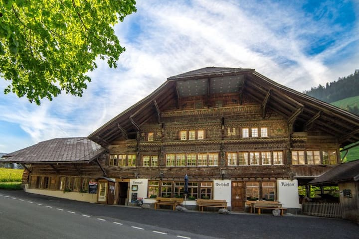Gasthof Tiermatti