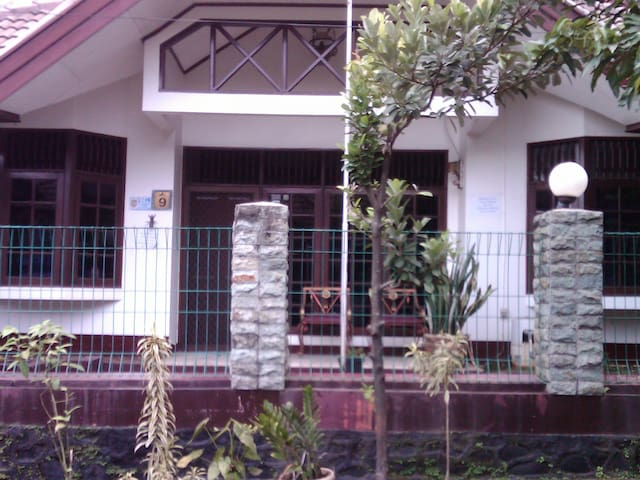 2 Air-conditioned Rooms For Rent - Depok - Casa
