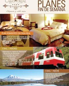 hotel spa casa real RIOBAMBA ECUA - Guano