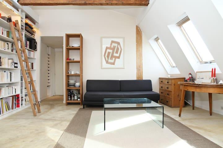 apt in Saint-Germain des Prés - Париж - Квартира