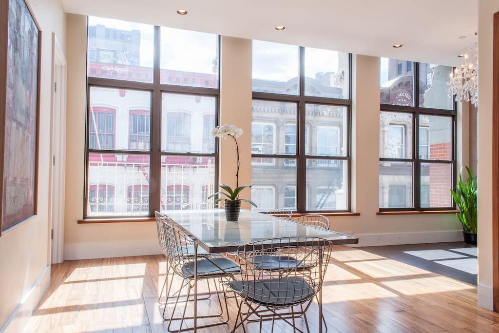 Tribeca 2500 sq ft w priv elevator lofts for rent in for How big is 2500 square feet