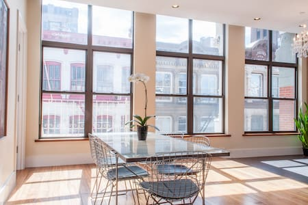 TriBeCa 2500 Sq Ft w/ Priv Elevator - New York