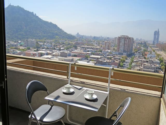 Furnished Apartment Forestal Park 5