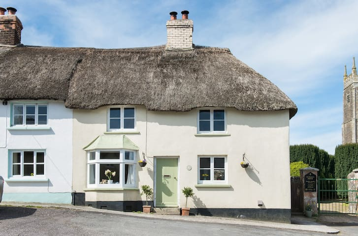 Church Gate Cottage in Petrockstow - Petrockstow - Hus