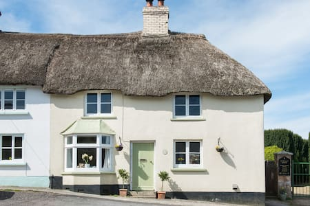 Church Gate Cottage in Petrockstow - Petrockstow - Huis