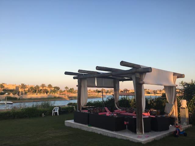 Villa in Marina gate 6(north coast) - Alexandria