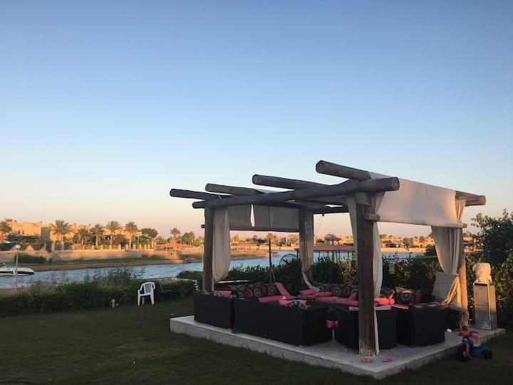 Villa in Marina gate 6(north coast)