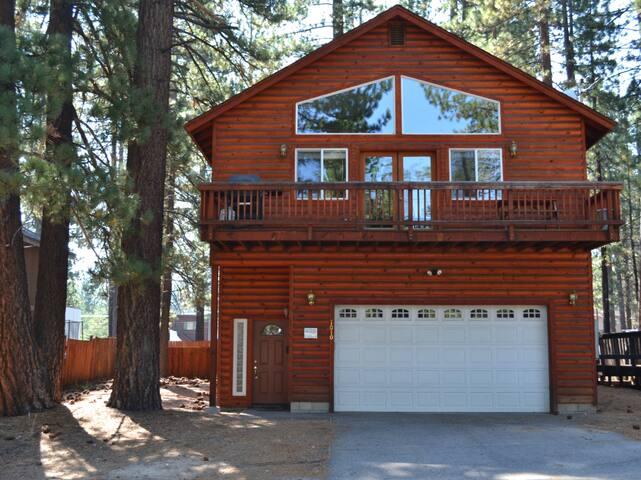 1010 Tahoe Island Dr - South Lake Tahoe - House