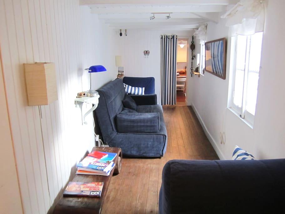 Duplex belle le en mer bretagne appartements louer - Chambre d hote belle ile en mer pas cher ...