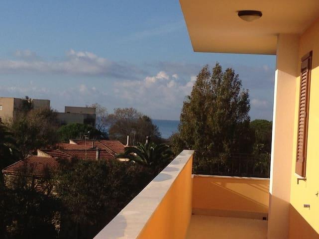 Vega sea view apartment near beach
