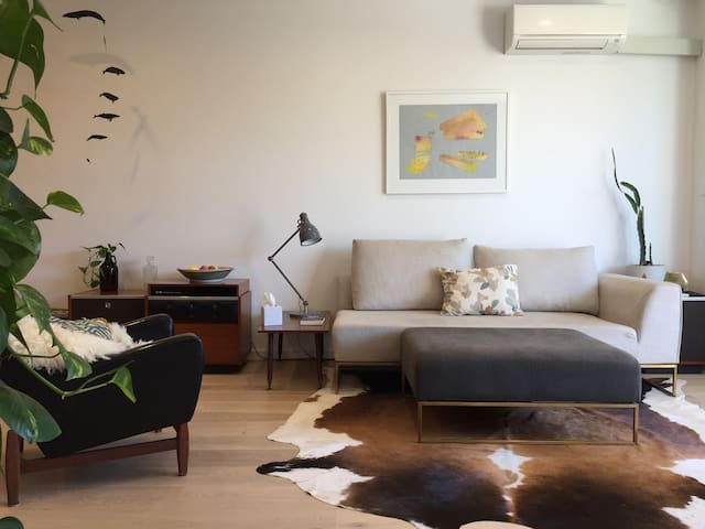 Stylish apartment in Marrickville's best spot.