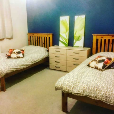 Haven in the City~Twin Room~18mins Liverpool St