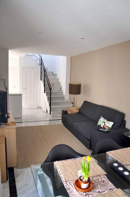 salon / livingroom