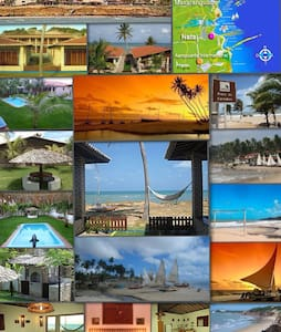 Natal- Caraubasvillage condominio  - Praia Caraubas - maxaranguape - Rumah