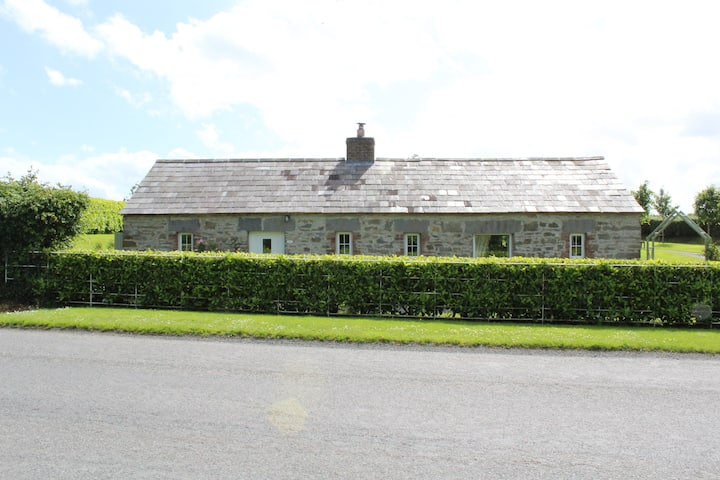 Rose Cottage, in the middle of the Boyne Valley