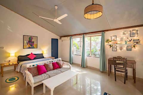 Private cottage in Calangute