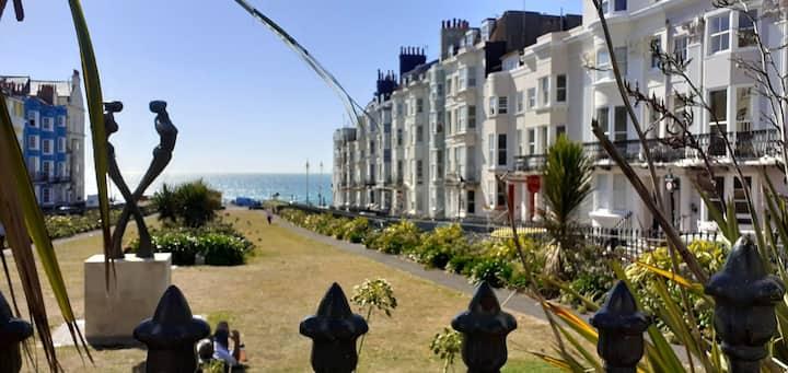 Brighton Sea View flat  FREE NETFLIX