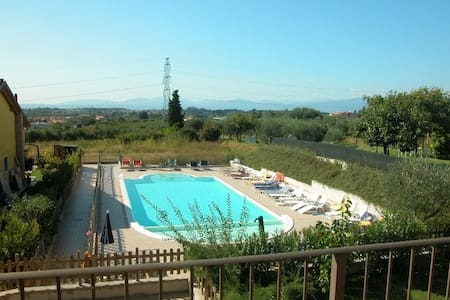 Nice apartment close to Lazise - Sandrà - 公寓