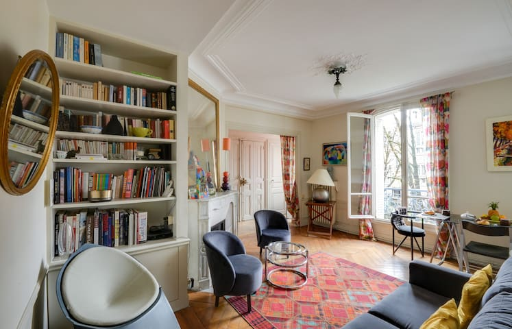 2 bedroom apartment - 15ème - near Eiffel Tower