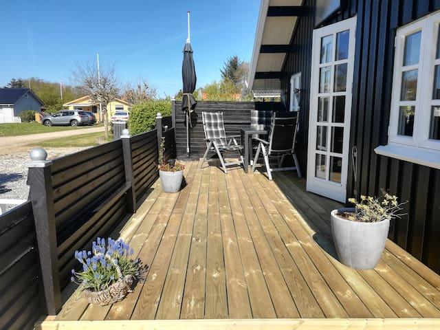 Hygge terrasse