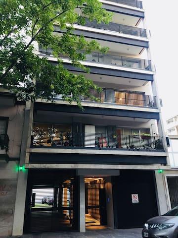 Hermoso departamento en Palermo Hollywood