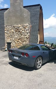 Mountain house with Ping Pong table and views - Seven Devils - Haus