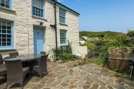 Cove Cottage - Portloe - Dom