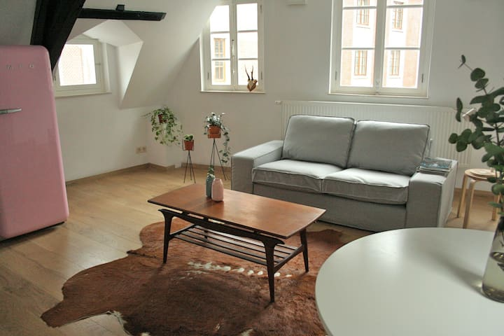 Apartment 1 min walk to Grand Place - Bruxelles - Apartamento