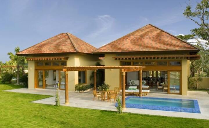 Increíble y lujosa villa, Cap Cana