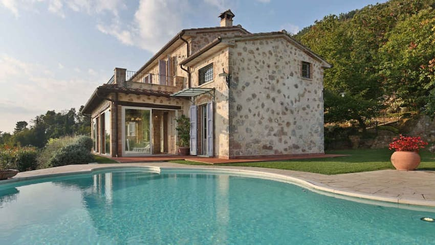 La Gigia - Lovely House close to Pietrasanta - Capezzano - Huvila